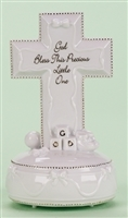 Baptism musical cross