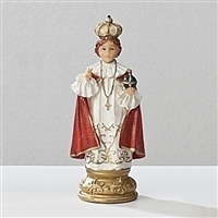 "3.5"" INFANT OF PRAGUE"