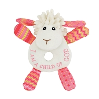 Lucy the Little Lamb Rattle