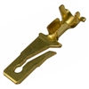 PI-1589QT 2 pieces Brass .250 Inch Split Male Tab Use With #1862