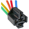 PI-5653C 1 piece Heavy Duty Flasher/Mini Relay Pigtail  GM & Universal