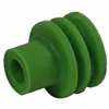 PI-5851G 50 pieces GM 12015323   Green Silicone Cable Seal 20-18 AWG