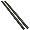 PI-8223C  1/2 Inch Single Wall Black Shrink Tubing