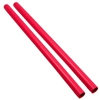 PI-8265PT 4 pieces 1 Inch Waterproof Red Shrink Tubing