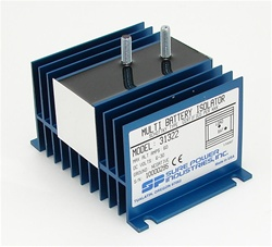 Victron battery isolator