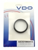 VO-A2C53186024-S BEZEL TRIANGLE 52MM BLACK VL