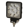 EO-E92006 WORKLAMP LED (9) FLOOD BEAM SQUARE 12-24VDC