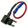 PI-0956C 1 piece ATM / Mini Fused Circuit 16 AWG 10 AMP