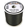 PI-81183S  18 AWG Black Primary Wire