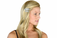 Pink Pewter Abree Bobby Pins, Hair Pins, Bridal Hair Pin, Hair Accessory, Fashion Hair Pins