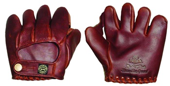 Akadema H1929 Hoboken Collection Babe Ruth Glove