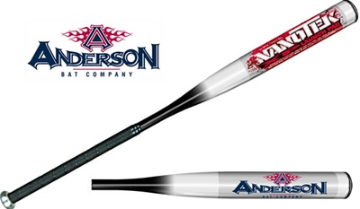 Anderson Bat Nanotek XP -12 Youth Baseball Bat