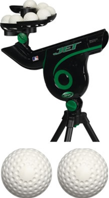 jet baseball pitching machine