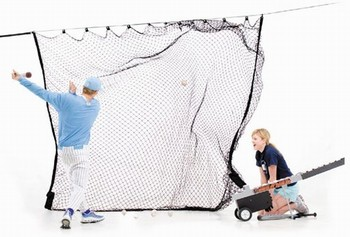 Zip Net Indoor Sports Net