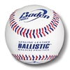 Baden Ballistic Leather Pitching Machine Balls - Dozen