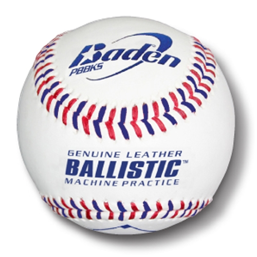 pitching machine balls