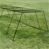 BCI 35'x14'x10' Trapezoid Batting Cage #36 Net and Frame
