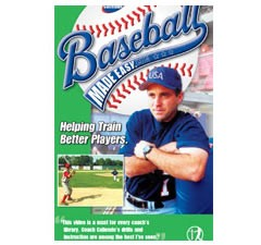 Baseball Made Easy Hitting Fundamentals DVD by Pete Caliendo