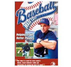 Baseball Made Easy Pitching Fundamentals DVD by Pete Caliendo