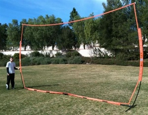 Bownet 21.5' x 11.5' Portable Barrier Net