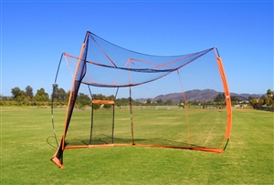 Bownet Portable Baseball / Softball Big Daddy Backstop
