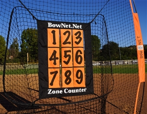 Bownet Zone Counter Attachment