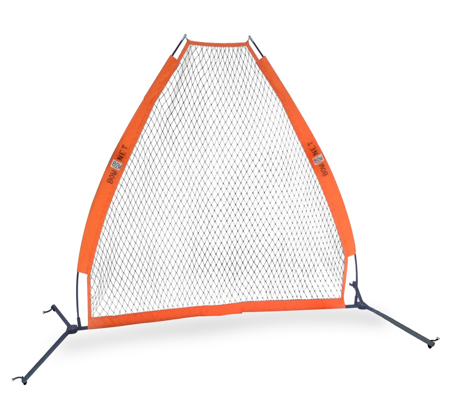 Bownet Portable Pitching Screen Hittingworld Com