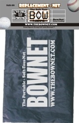 Bownet Soft Toss Extra / Replacement Net