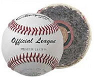 Champion OLB10 Official League Baseballs - Dozen