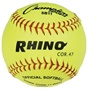 "Champion RHINO 11"" Fastpitch Softballs - Dozen"