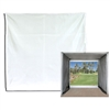 Cimarron Golf 10' x 10' Impact Projection Screen