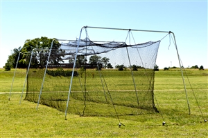 48x12x11 Batting Cage & Frame