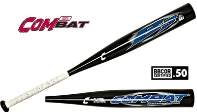 Combat B3 AB Adult -3 BBCOR Baseball Bat