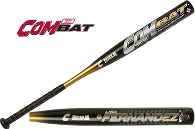 Combat Lisa Fernandez Composite Fastpitch Softball Bat