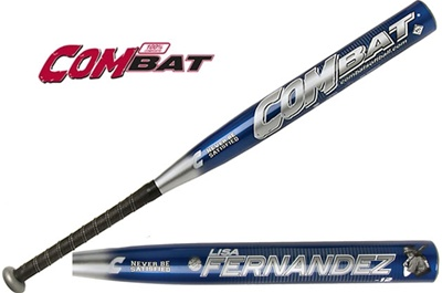 Combat Lisa Fernandez LITE Composite Fastpitch Softball Bat