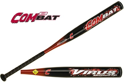 Combat Virus Morphed Composite Fastpitch Softball Bat