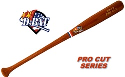 D-Bat Pro Cut Series Wood Bats