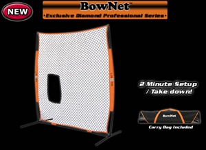 Diamond PRO SERIES Bownet Fast Pitch Screen