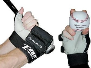 Edge Power Weighted Batting Gloves