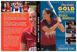 Gold Level Hitting featuring Jessica Mendoza DVD