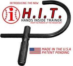 Hands Inside Trainer (H.I.T) Batting Tee Attachment