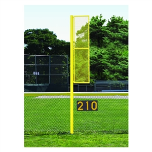 JayPro Baseball/Softball 12' Foul Pole