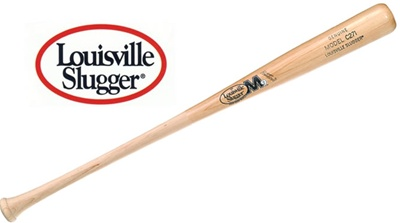 Louisville Slugger Model M9C271 Maple Wood Bat