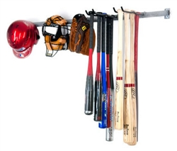 MonkeyBar Large Baseball Equipment Rack