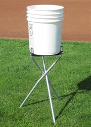 Coaches Portable Bucket Stand