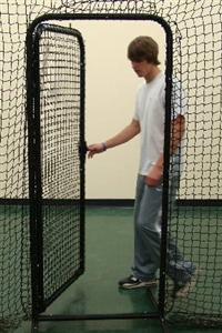 The Batting Cage Door