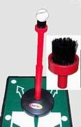 Muhl Brush Top Batting Tee