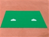 ProMounds 12x12 Turf Bullpen Pitcher's Mat