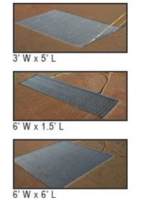 ProMounds All Steel Infield Drag Mat