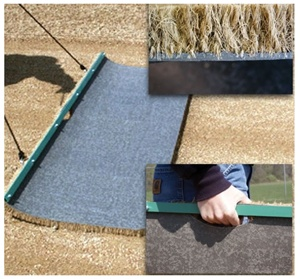ProMounds Cocoa Infield Drag Mat